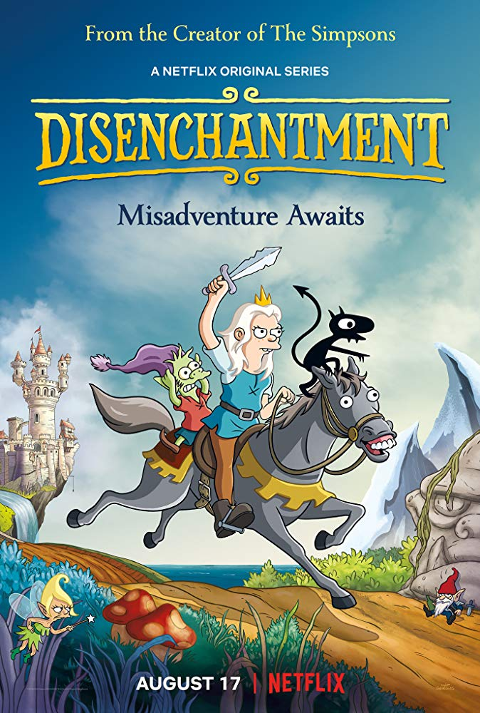 Watch Movie Disenchantment - Season 1