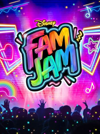 Watch Movie Disney Fam Jam - Season 1