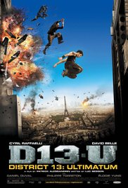 Watch Movie District 13: Ultimatum 2009