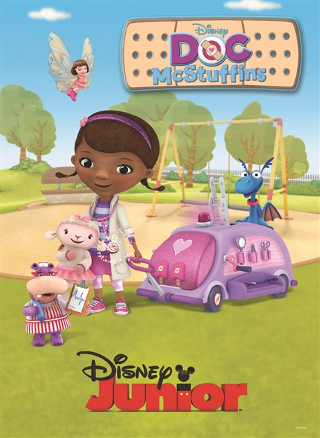 Watch Movie Doc McStuffins - Season 3