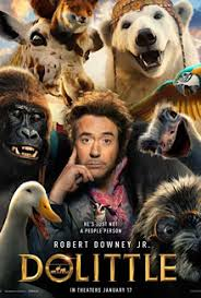 Watch Movie Dolittle (2020)