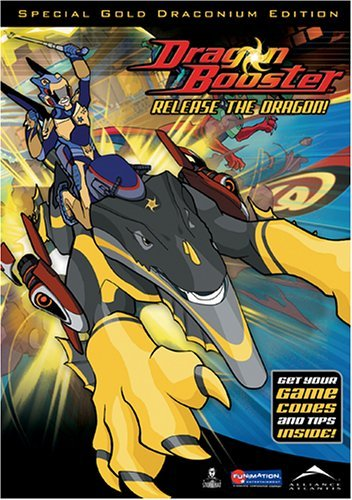 Watch Movie Dragon Booster - Season 3