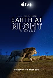 Watch Movie Earth at Night in Color - Season 1