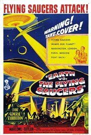 Watch Movie Earth vs. the Flying Saucers