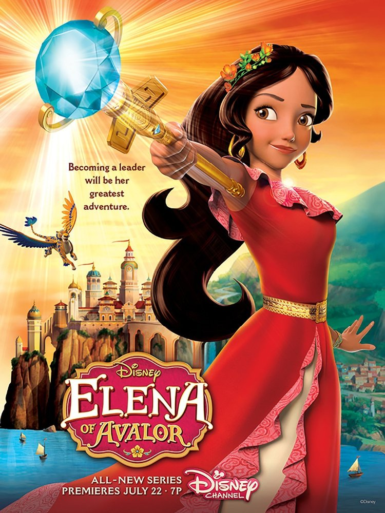 Watch Movie Elena of Avalor - Season 02