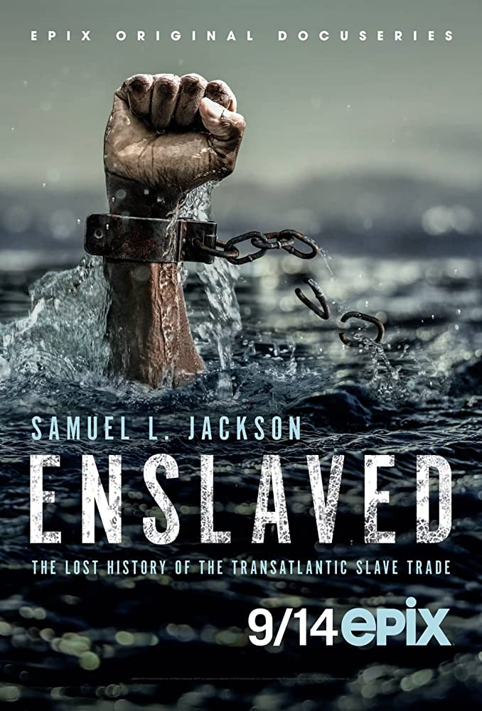 Watch Movie Enslaved - Season 1