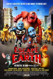 Watch Movie Escape from Planet Earth