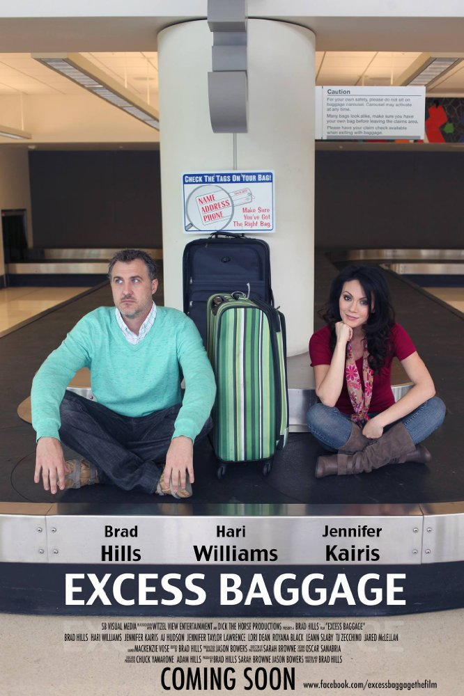 Watch Movie Excess Baggage