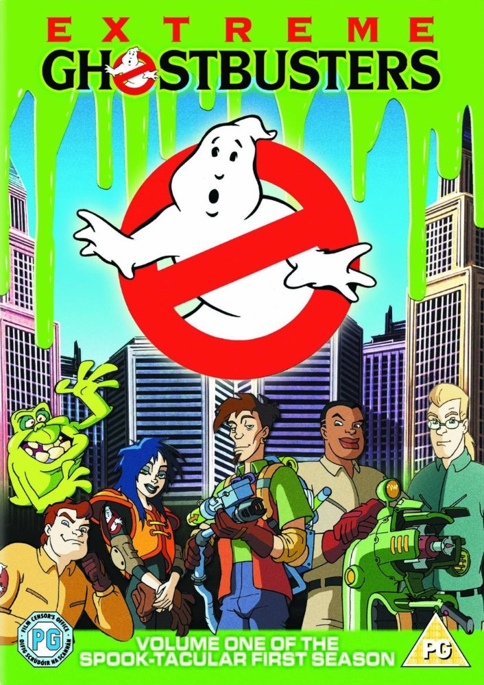 Watch Movie Extreme Ghostbusters - Season 1