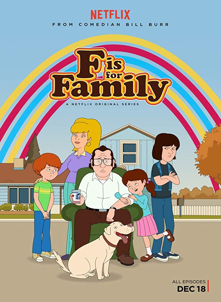 Watch Movie F Is For Family - Season 4