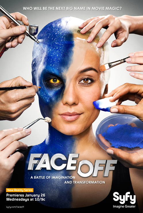 Watch Movie Face Off - Season 4