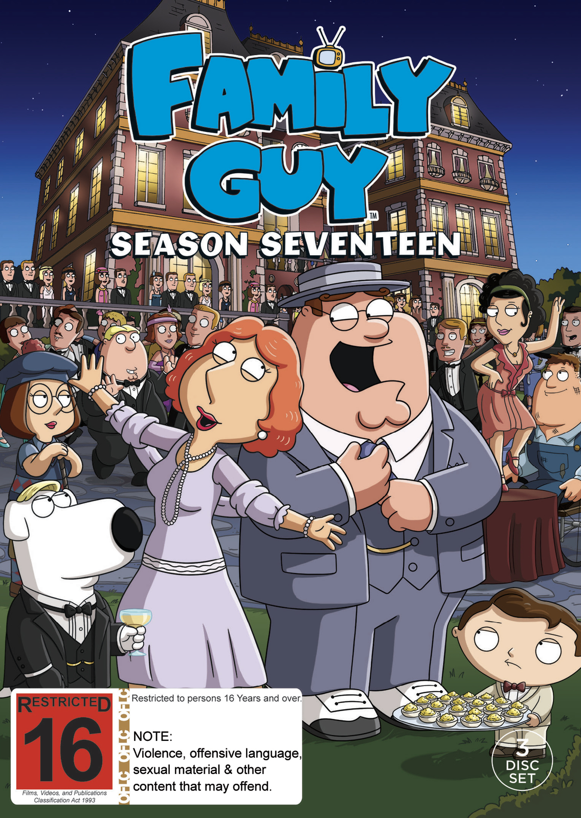 Watch Movie Family Guy - Season 17