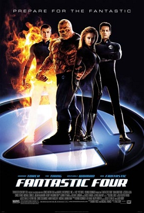 Watch Movie Fantastic Four (2005)