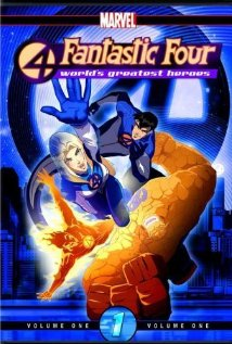 Watch Movie Fantastic Four: Worlds Greatest Heroes - Season 1
