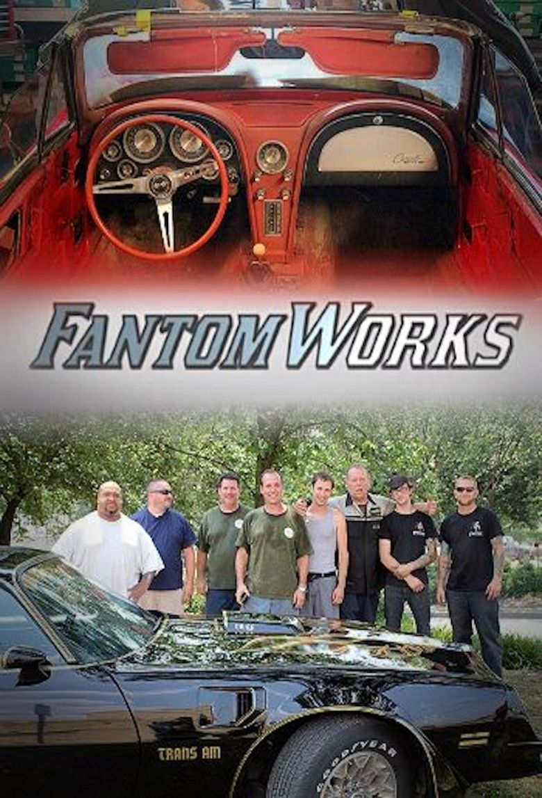 Watch Movie FantomWorks - Season 8