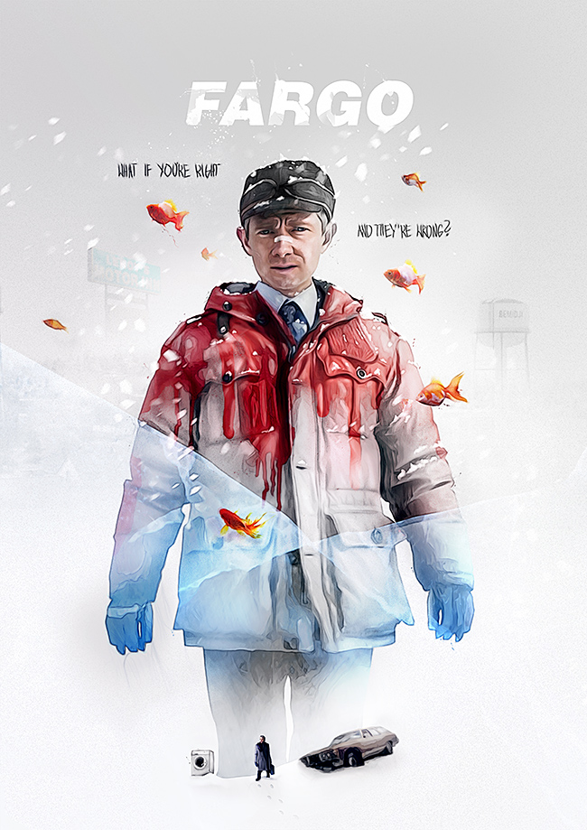 Watch Movie Fargo - Season 3