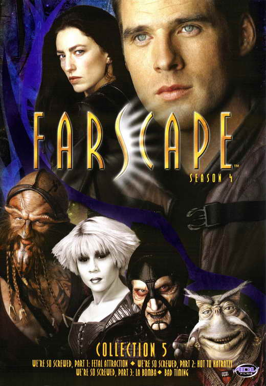Watch Movie Farscape - Season 02