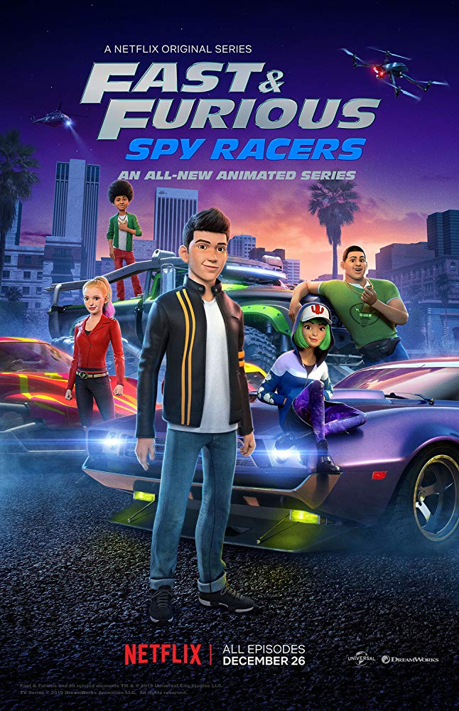 Fast & Furious: Spy Racers - Season 2