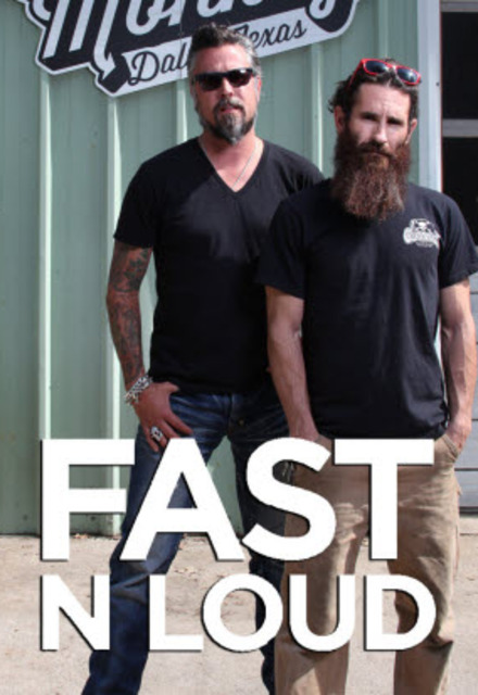 Watch Movie Fast N Loud - Season 12