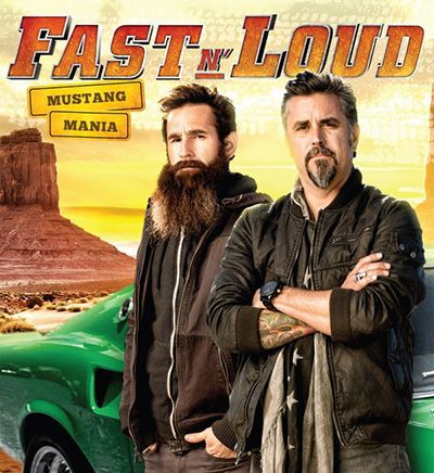 Watch Movie Fast N' Loud - Season 15
