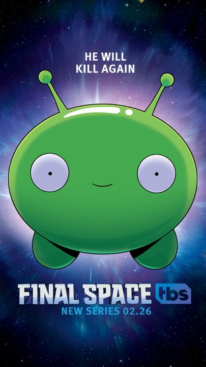 Watch Movie Final Space - Season 1