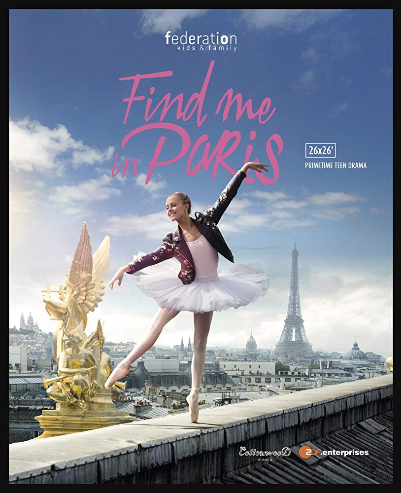 Watch Movie Find Me in Paris - Season 1