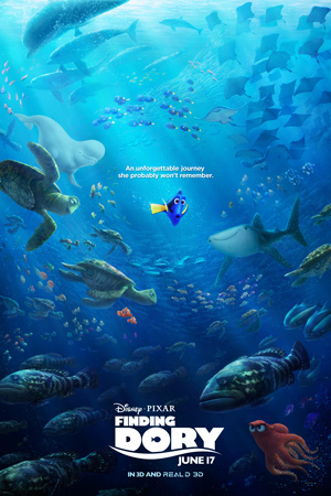Watch Movie Finding Dory