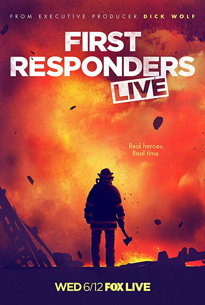 Watch Movie First Responders Live - Season 1