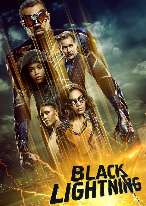 Watch Movie Black Lightning - Season 3