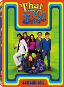 Watch Movie That 70s Show - Season 6