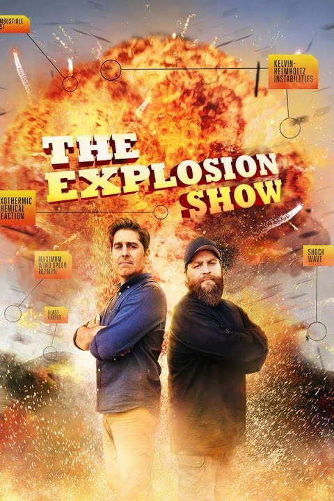 Watch Movie The Explosion Show - Season 1