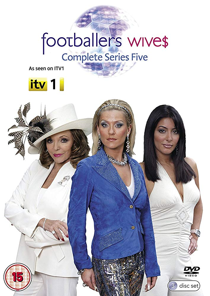 Watch Movie Footballers' Wives - Season 5