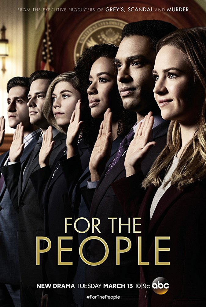 Watch Movie For the People - Season 1