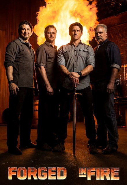 Watch Movie Forged in Fire - Season 3