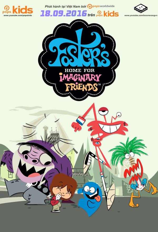 Watch Movie Foster's Home for Imaginary Friends - Season 2