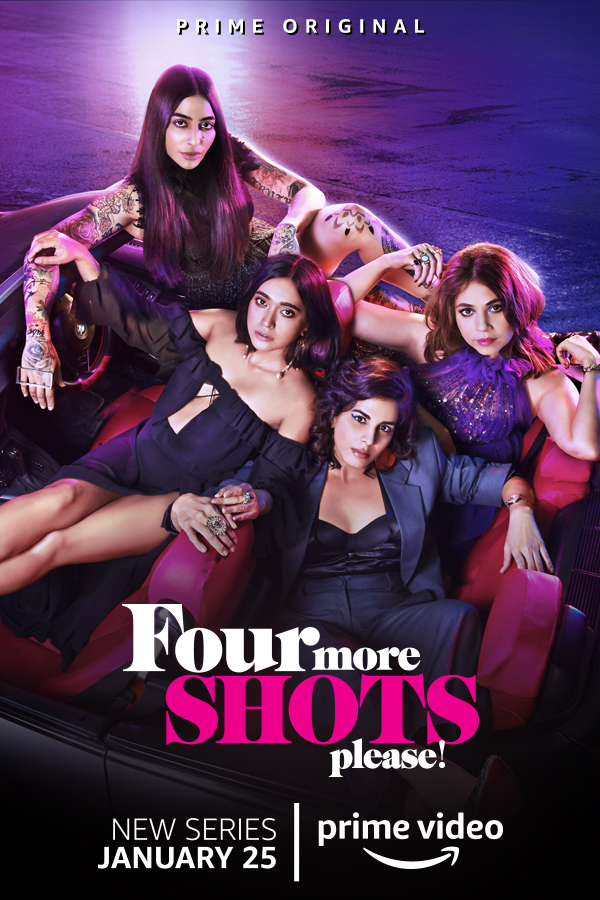Watch Movie Four More Shots Please - Season 1