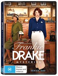Watch Movie Frankie Drake Mysteries - Season 3