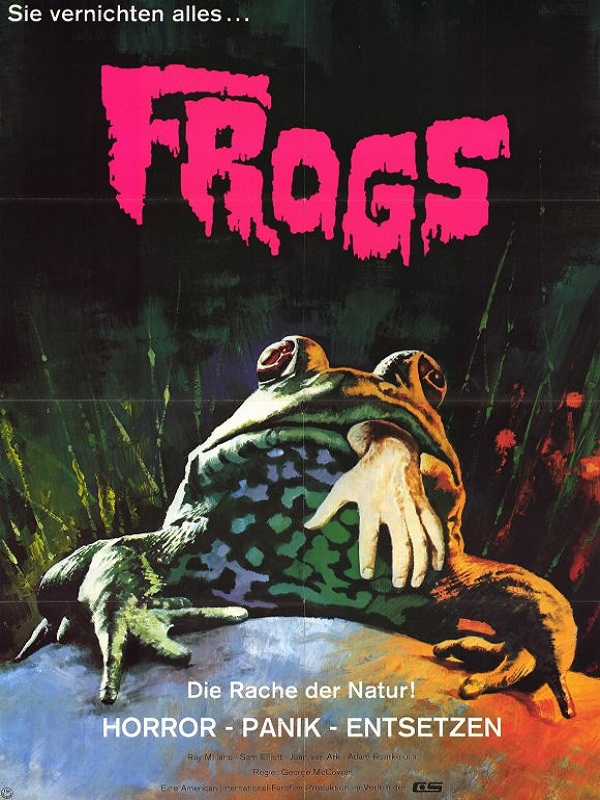 Watch Movie Frogs