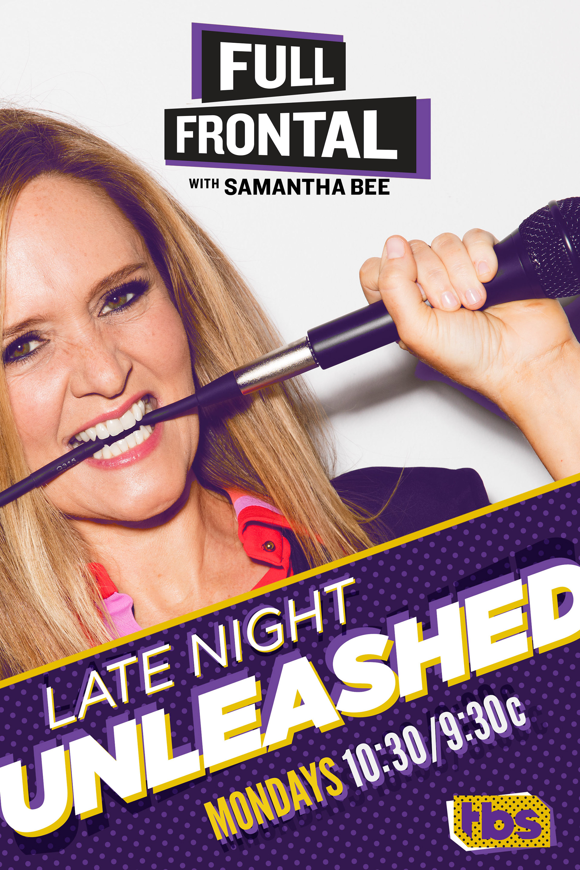 Watch Movie Full Frontal with Samantha Bee - Season 3