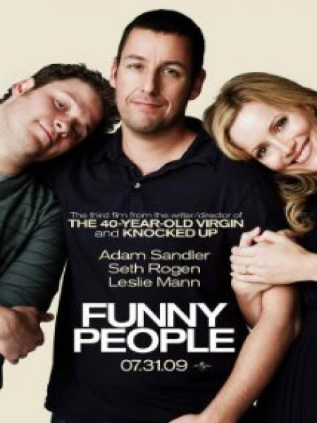 Watch Movie Funny People
