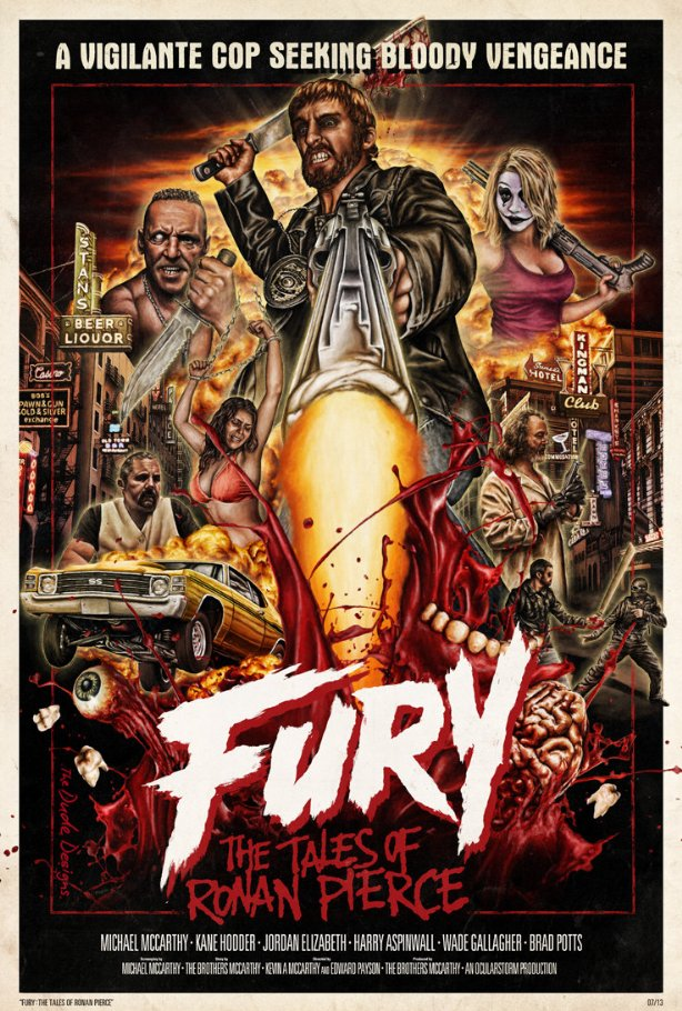 Watch Movie Fury The Tales of Ronan Pierce