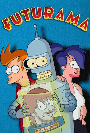 Watch Movie Futurama - Season 2
