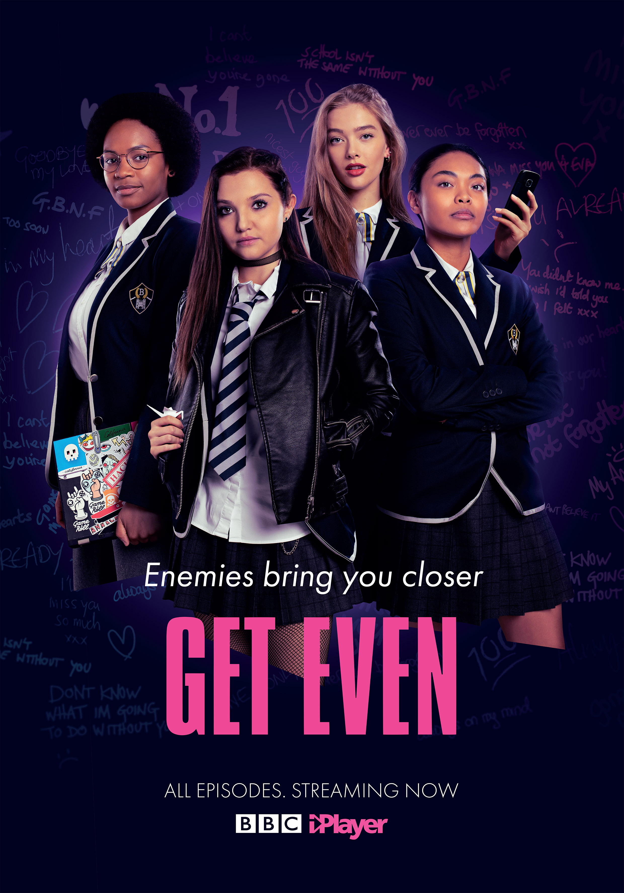 Watch Movie Get Even - Season 1