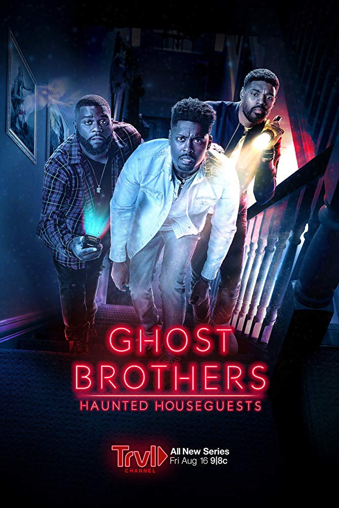 Watch Movie Ghost Brothers: Haunted Houseguests - Season 1