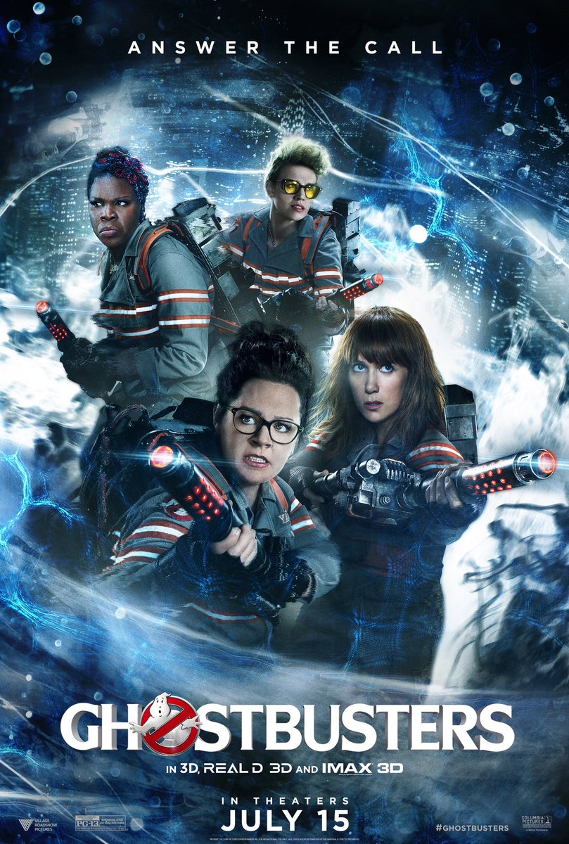 Watch Movie Ghostbusters (2016)