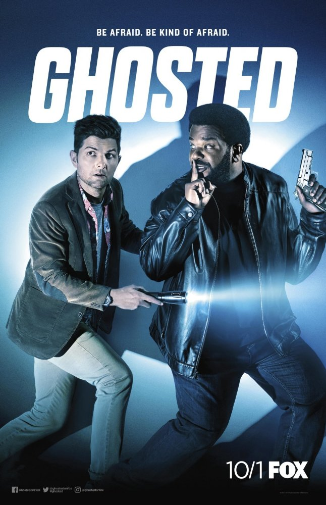 Watch Movie Ghosted - Season 01