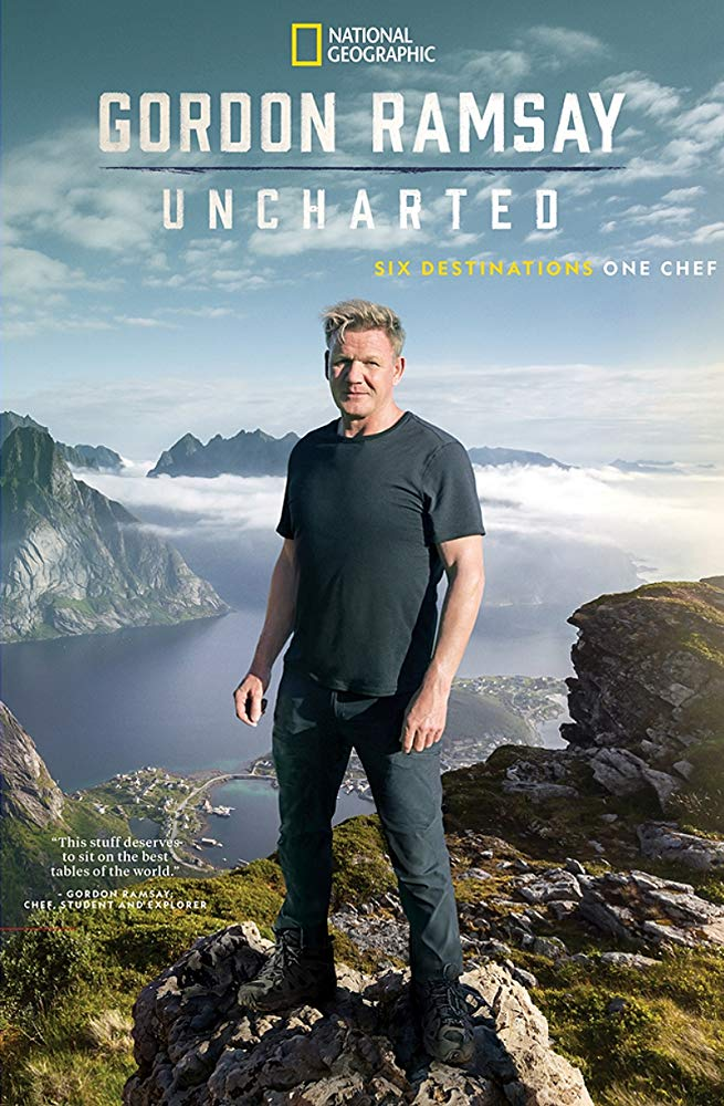 Watch Movie Gordon Ramsay: Uncharted - Season 1