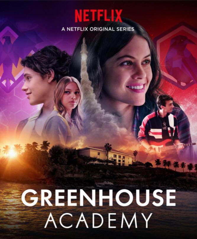 Watch Movie Greenhouse Academy - Season 4