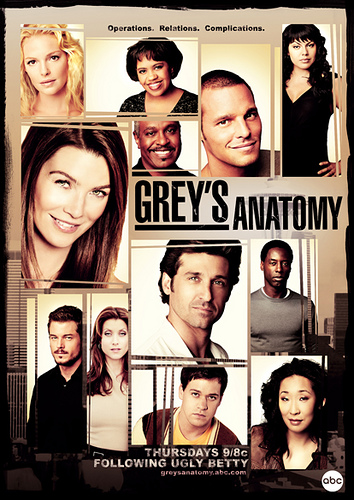 Grey's Anatomy - Season 3
