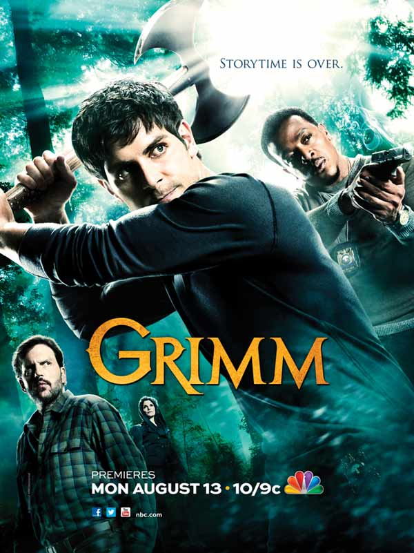 Watch Movie Grimm - Season 2